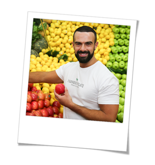 Peter from Produce to Plate
